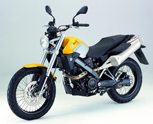 Photo of a 2008 BMW G650 XCountry