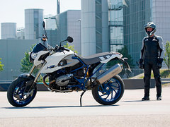Photo of a 2009 BMW HP2 Megamoto