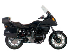 Photo of a 1991 BMW K100LT