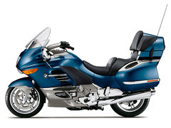Photo of a 2009 BMW K1200LT