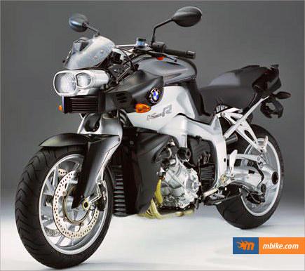 2006 BMW K1200R Naked Concept