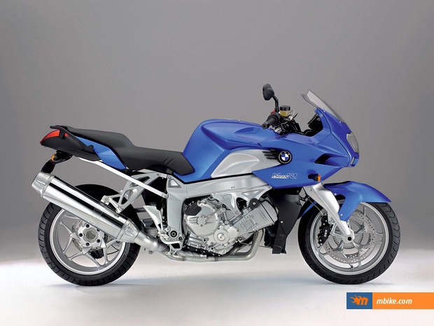 2007 BMW K1200R Sport Picture - Mbike.com