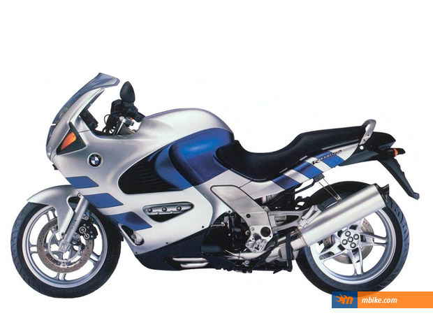 Bmw K1200rs 2001 Motorcycle Photos And Specs