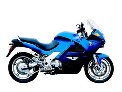 Photo of a 2002 BMW K1200RS