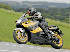 Photo of a 2005 BMW K1200S