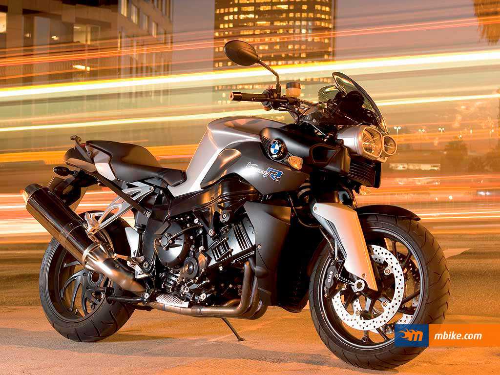 The Best Of Motorcycle: 2009 BMW K1300R
