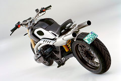 Photo of a 2009 BMW Lo Rider Concept
