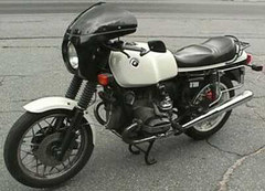 Photo of a 1980 BMW R100