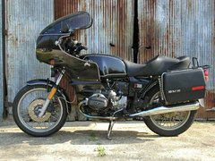 Photo of a 1982 BMW R100