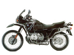 Photo of a 1996 BMW R100GS