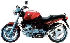 Photo of a 1996 BMW R1100R