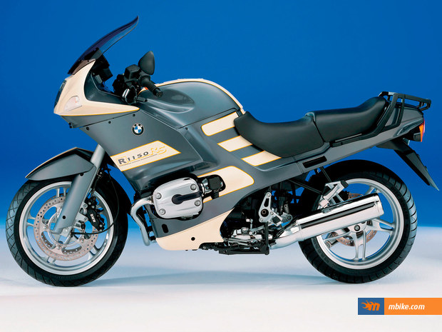 2004 BMW R1150RS