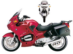 Photo of a 2003 BMW R1150RT