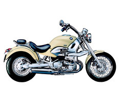 Photo of a 1998 BMW R1200C Classic