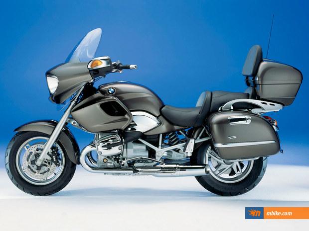 2002 BMW R1200CL