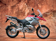 Photo of a 2007 BMW R1200GS