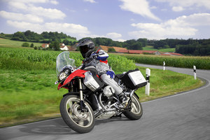 The R1200 GS is the most succesful BMW
