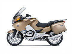 Photo of a 2009 BMW R1200RT