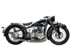 Photo of a 1930 BMW R16