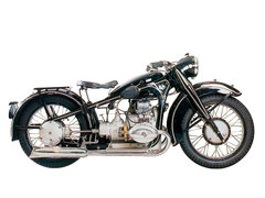 Photo of a 1937 BMW R17