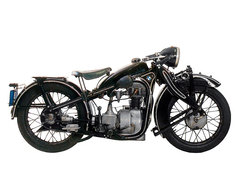 Photo of a 1936 BMW R3