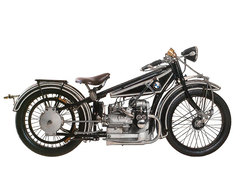 Photo of a 1925 BMW R32