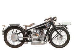 Photo of a 1928 BMW R42