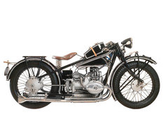 Photo of a 1927 BMW R47
