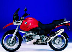 Photo of a 1997 BMW R850GS