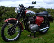 Photo of a 1970 BSA A 50 Royal Star