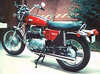 1970 BSA A 65 Lightning