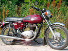 1970 BSA A 65 Thunderbolt