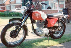 1970 BSA B 44 Shooting Star
