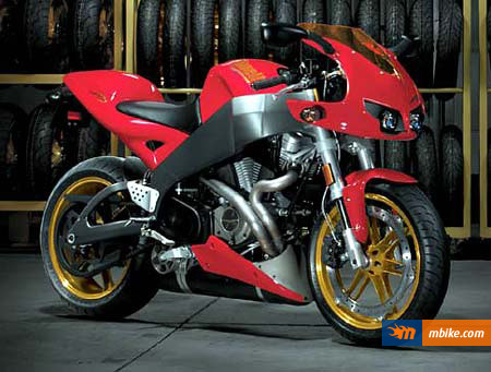 2003 Buell Lightning XB9S Picture - Mbike com