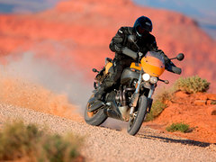 Photo of a 2008 Buell Ulysses XB12X