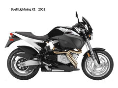 Photo of a 2001 Buell X1 Lightning