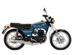 Photo of a 1975 Bultaco Metralla 250