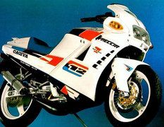 Photo of a 1990 Cagiva 125 C 12 R