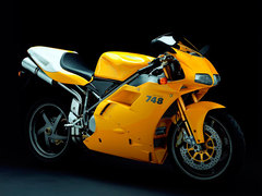 Photo of a 2002 Ducati 748