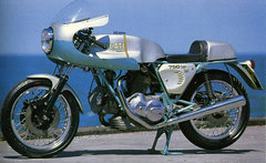 Photo of a 1975 Ducati 750 SS