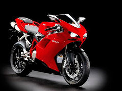 Photo of a 2007 Ducati 848