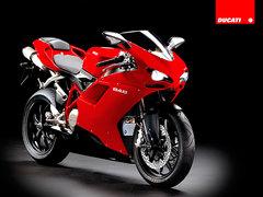 Photo of a 2009 Ducati 848