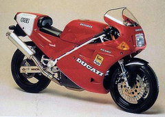 Photo of a 1991 Ducati 851 SP 3