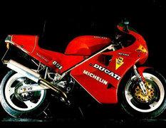 Photo of a 1990 Ducati 851 Strada
