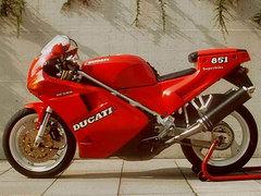 1991 Ducati 851 Strada