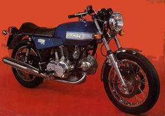 Photo of a 1977 Ducati 860 GTS