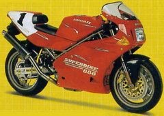 Photo of a 1993 Ducati 888 SP 5