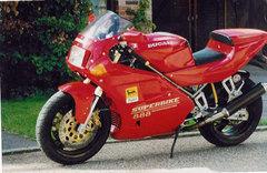Photo of a 1993 Ducati 888 Strada