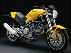 Photo of a 1996 Ducati 900 Monster