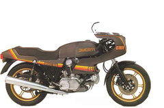 Photo of a 1983 Ducati 900 S 2